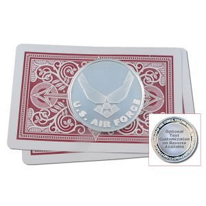 Air Force Card Protector